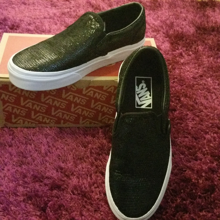 Vans showstopper shoes!
