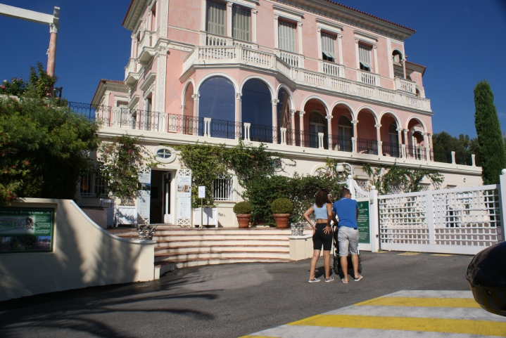My 4 day visit to Nice part1
