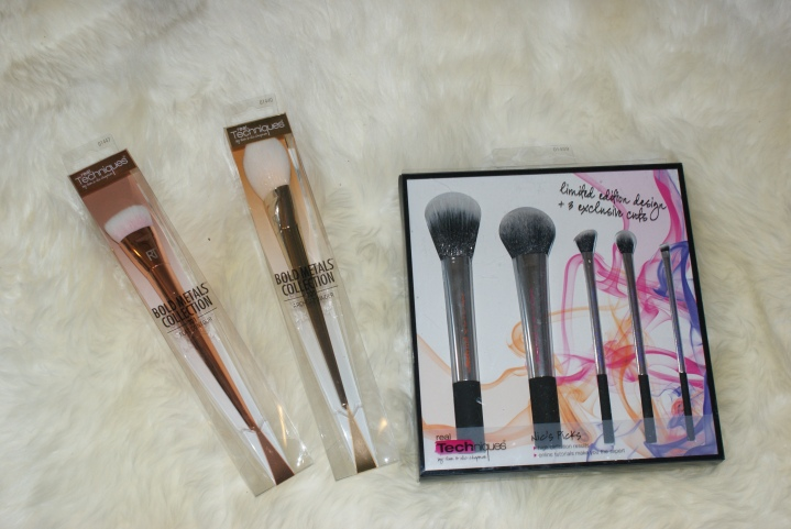Real Techniques collective brushhaul