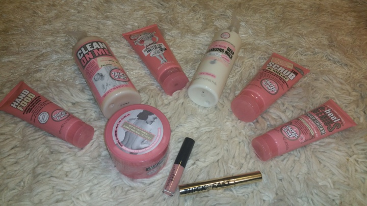 Soap and Glory Big She Bang Limited Edition Kit