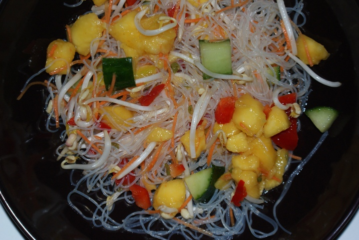 A Wicked Thai Salad