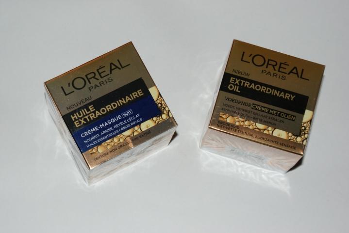Thumbs review: Loreal oilLoreal