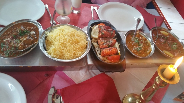 Indian food delight