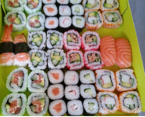 Oh My Sushiness!!