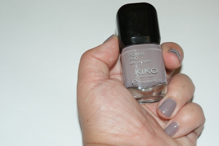 Thumbs nails of the month : KiKo Power Pro Nail Lacquer in 82