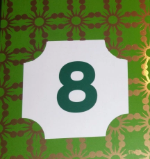 24 Days of Advent Calendar Fun ( Day 8 )