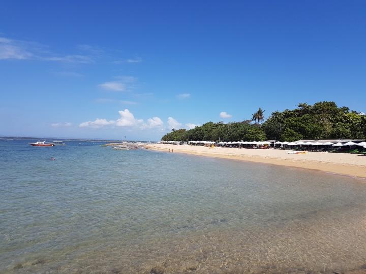 Traveling to Bali + Bali Day 1