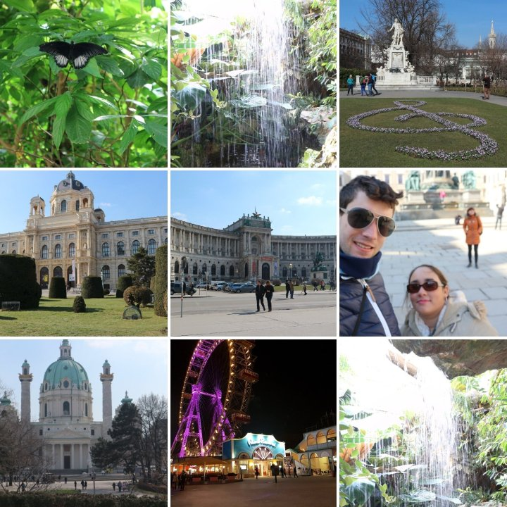 4 Days, 3 Nights in Baroque Vienna