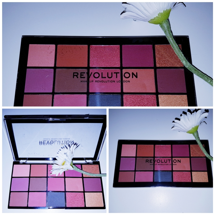 Thumbs Review: Make-up Revolution Reloaded Newtrals pallet 3